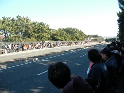 箱根駅伝の走路